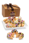 Confetti Fortune Cookie Gift Box
