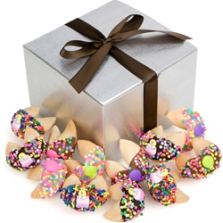 Happy Birthday Fortune Cookies -Gift Box of 24