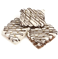 Gourmet Belgian Chocolate S'Mores- Individually Wrapped