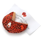 ® Valentine Decorated Baby Giant Fortune Cookie