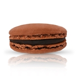 Chocolate Truffle Macarons- BULK BOX OF 48