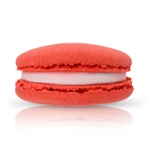 Red Velvet Macarons-BULK BOX OF 48