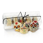 Day of the Dead Macarons - Gift Box