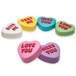 Conversation Heart Oreo Cookies