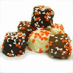 Halloween Belgian Chocolate Marshmallows