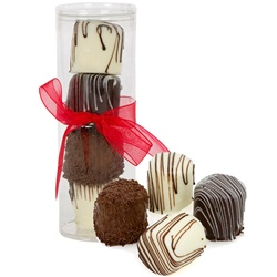 Classic Belgian Chocolate Marshmallow Gift Box