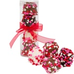 Valentine Belgian Chocolate Marshmallow Gift Box