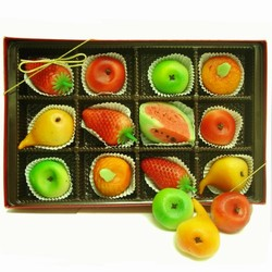 Marizipan Fruit Box