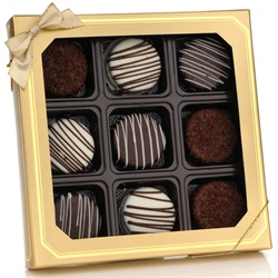 Classic Chocolate Dipped Oreos®, Box of 9