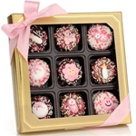New Baby Girl Oreo® Cookies Gift Box of 9