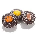 Sports Chocolate Dipped Oreos®- Individually Wrapped
