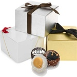 Graduation Chocolate Dipped Oreos®-Gift Box of 12