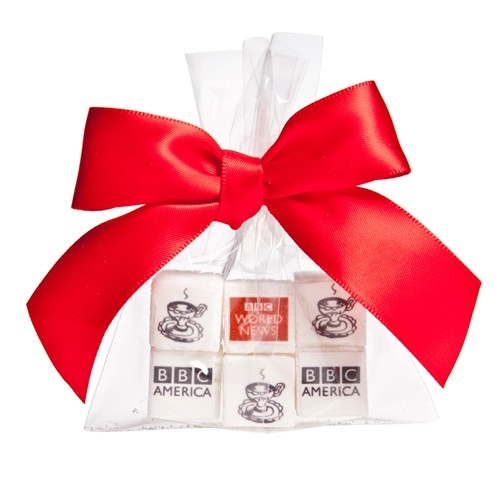 Logo'd Bag of 6 Sugar Cubes