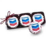 Clear Acrylic Gift Box of 3 Logo Oreos®