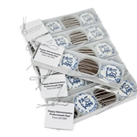 Clear View Box of 4 Oreo® Cookies Tied With Ribbon- 2 Logo / 2 Classic Dark