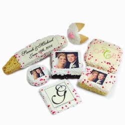 WEDDING COOKIE SAMPLE PACK