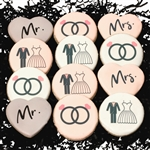 Printed Cookie Theme Boxes- Wedding