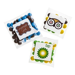 POWER PAKS- .5OZ CUSTOM BLENDED CHOCOLATE CANDIES