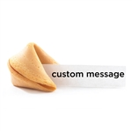 HAND DONE CUSTOM FORTUNE COOKIE MESSAGE- PRINT FEE