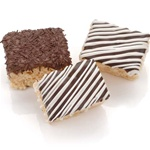Classic Belgian Chocolate Mini Rice Crizpy ® Treats