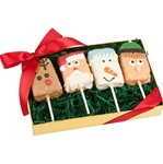 Kristmas Crizpy ® Treats- Gift Box of 4