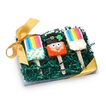 St. Patrick's Day Crizpy Treats- Gift Box of 3