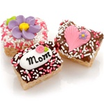 Mother's Day Chocolate Dipped Mini Crizpy ®- Individually Wrapped
