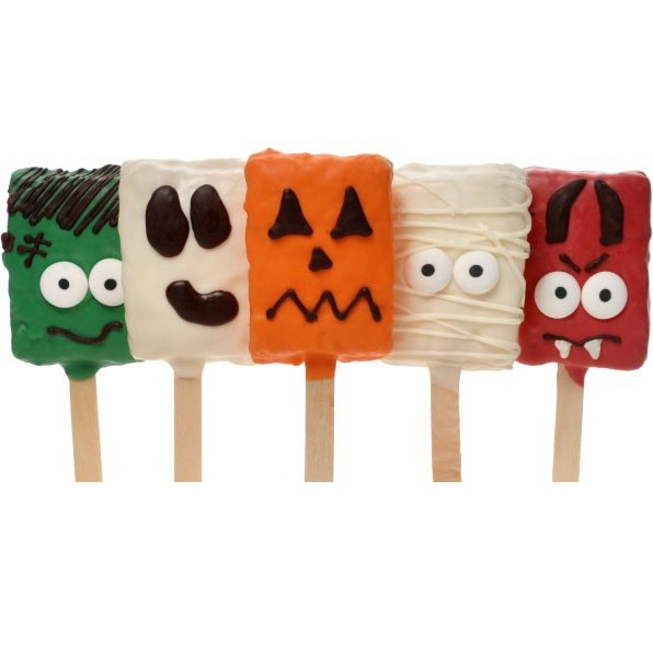 Spooky Crizpy Rice Sticks
