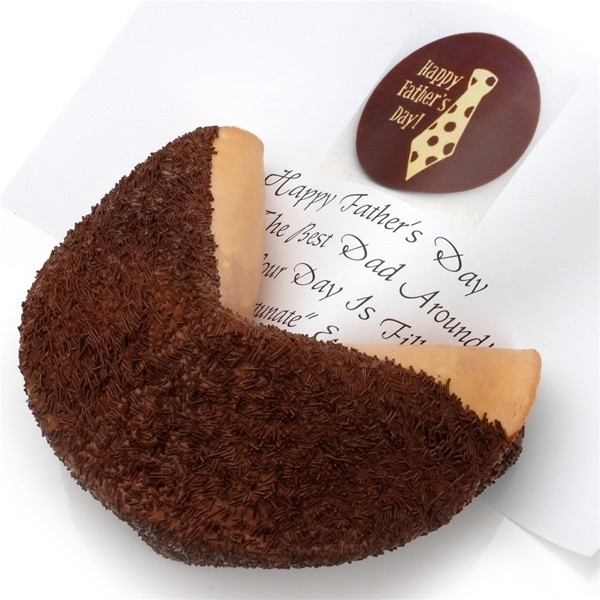 Milk Chocolate Lover's Super Giant Fortune Cookie