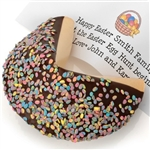 Super Giant Confetti Easter Egg Gourmet Fortune Cookie
