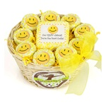 LOTS O' HAPPINESS GIFT BASKET- GRADUATION EDITION