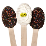 "Mummy & Sprinkles 5.5"" Chocolate Spoons"