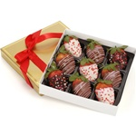 Romance Gourmet Hand Dipped Strawberries
