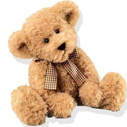 "15 ""Bear""-er of Good Fortune™ Russ® Teddy Bear"
