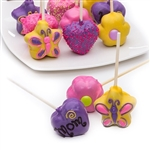 Mom Cake Pops Individually Wrapped