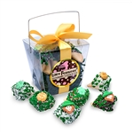 Take Out Pail of 6 St. Patrick's Day Fortune Cookies