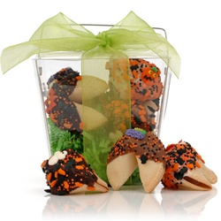 ® Take Out Pail of 6 Halloween Fortune Cookies