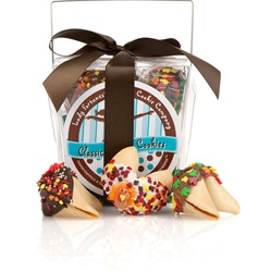 ® Take Out Pail of 6 Thansgiving Fortune Cookies