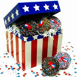 4th of July Oreo® Cookie Gift Box