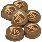 UPS®  Oreo® Cookies- Milk Chocolate Edition