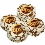 UPS®  Oreo® Cookies - White Chocolate- Individually Wrapped