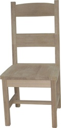 Hickory Serenity Dining Room Chair, Without Arms