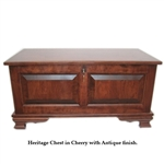 Cherry Heritage Chest