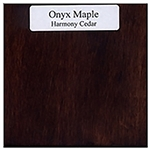Onyx Oak Wood Sample