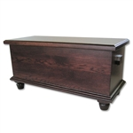 Medium Quarter Sawn Oak Florenceville Cedar Chest
