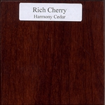 Rich Cherry Wood Sample