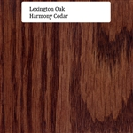 Lexington Oak Wood Sample