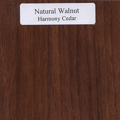 Natural Walnut Wood Sample