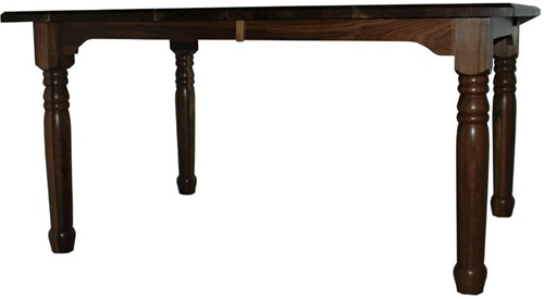 60 X 32 Oak Farmhouse Dining Room Table
