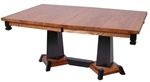 "36"" x 36"" Oak Turin Dining Room Table"